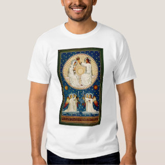 The Assumption and Coronation of the Blessed Virgi Tee Shirt