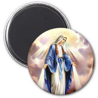 The Assumption of Mary Magnet