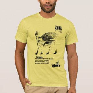 The Assyrian by DB- The Dubai Brand T-Shirt