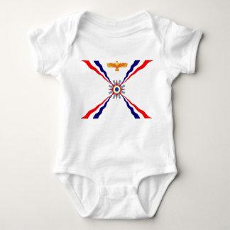 The Assyrian Chaldean Syriac Store Baby Bodysuit