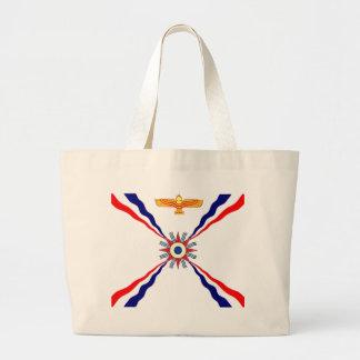 The Assyrian Chaldean Syriac Store Jumbo Tote Bag