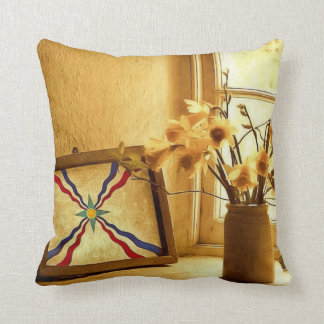 The Assyrian Flag Classic Pillow
