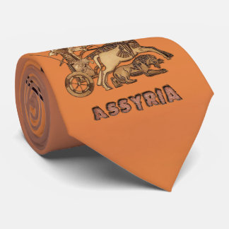 The Assyrian warriors Tie