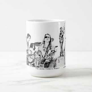 The Aster Pheonyx Project Coffee Mug
