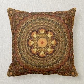 The Astrologers Lab Mandala Throw Pillow