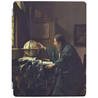 The Astronomer by Johannes Vermeer iPad Cover