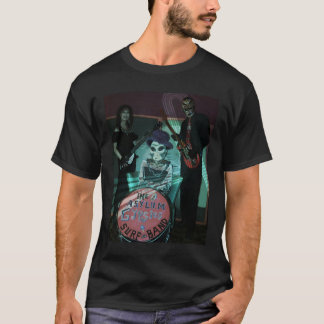 The Asylum Gypsies Surf Band T-Shirt