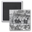 The Atlanta International Cotton Exposition Magnet