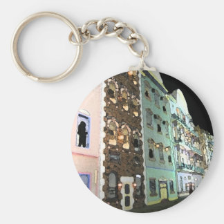 The Atlantic city Keychain