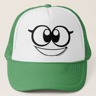 The Atomic Pea hat. Trucker Hat