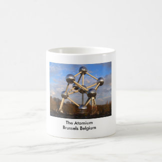 The Atomium Coffee Mug