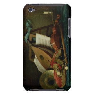 The Attributes of Music, 1770 (oil on canvas) Barely There iPod Case
