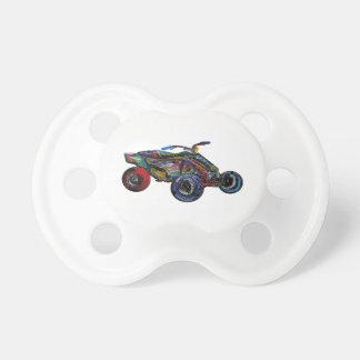 THE ATV EDGE BABY PACIFIER
