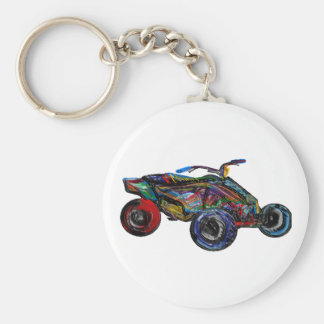 THE ATV EDGE KEYCHAIN
