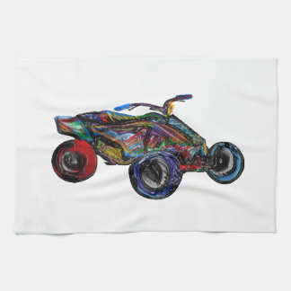 THE ATV EDGE KITCHEN TOWEL