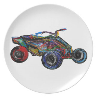 THE ATV EDGE PARTY PLATE