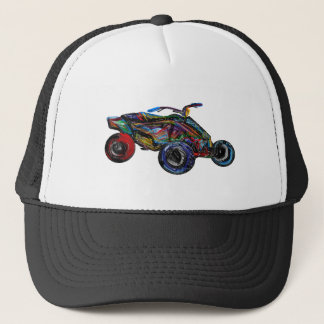 THE ATV EDGE TRUCKER HAT
