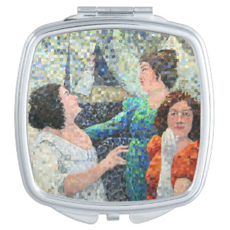 The Audience - Mirror Compact Travel Mirrors