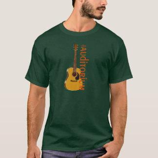 The Auditorium Acoustic Guitar T-Shirt