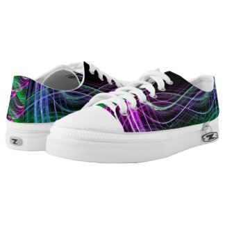 The Aurora Wind Galaxy Universe Sneakers