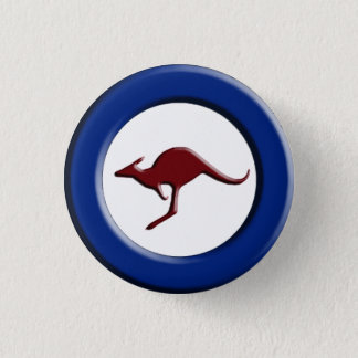 The Australian Mods 1 Inch Round Button