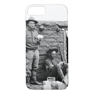 The author's (photographer's) studio_War Image iPhone 7 Case