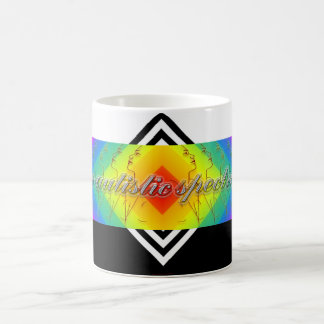The Autistic Spectrum Coffee Mug