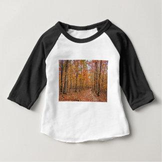 The Autumn Trail Baby T-Shirt
