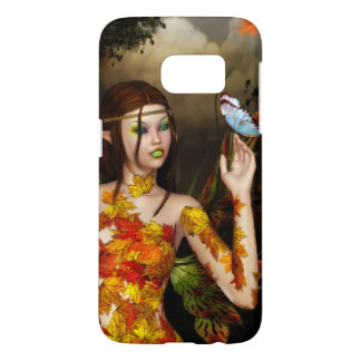 The Autumnal Fae Samsung Galaxy S7 Case