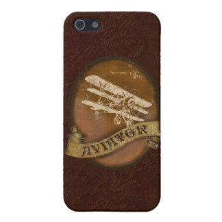The Aviator iPhone 5 Covers