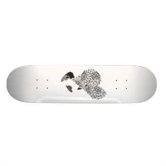 The_Awakening_of_Love Skateboard Deck