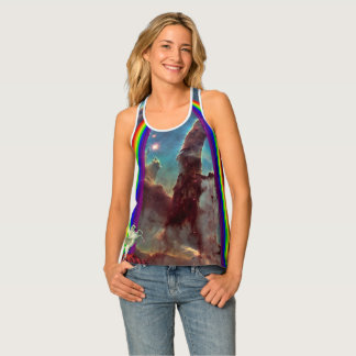 The Awesomest Unicorn Tank Top