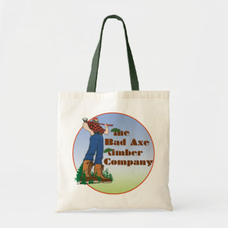 The B.A.T. Company Budget Tote Bag