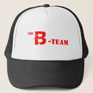 THE B-TEAM TRUCKER HAT