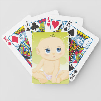 The babiesbet playing cards