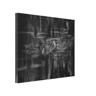 the bach canvas print