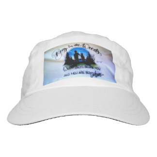 The BACK of this hat says HOBO PIE !