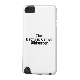 the bactrian camel whisperer iPod touch 5G covers