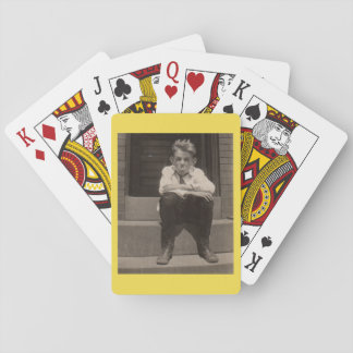 the bad attitude playing cards