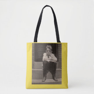 the bad attitude tote bag