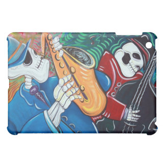 The Bad Blues Bone Band iPad Mini Cases