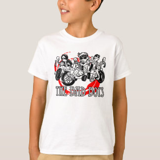 The Bad Boys of tricycle T-Shirt