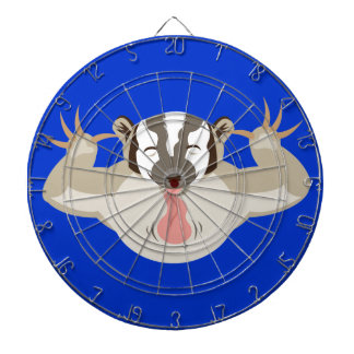 The Badgering Badger_Pub & Door Room classic Dart Boards