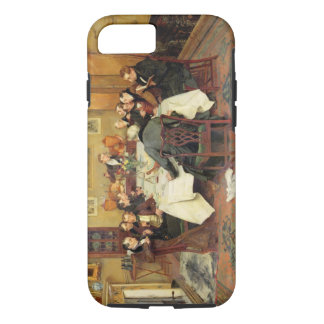 The Bagman's Toast 'Sweethearts and Wives'(oil on iPhone 7 Case
