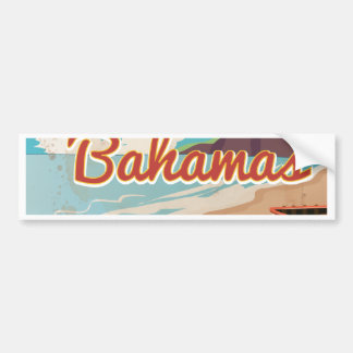 The Bahamas Bumper Sticker