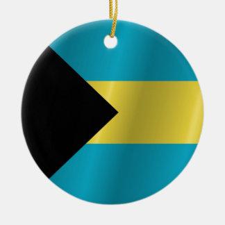 The Bahamas Ceramic Ornament