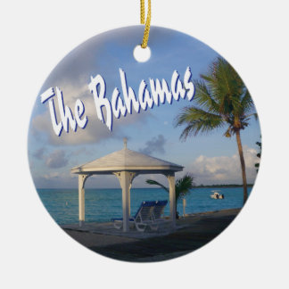 The Bahamas Commemorative Ceramic Ornament