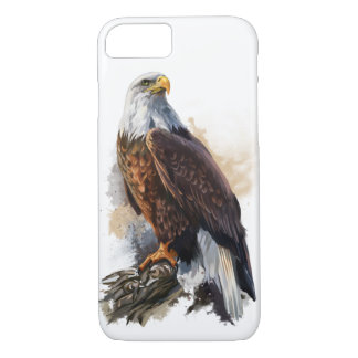 The bald eagle iPhone 8/7 case
