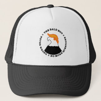 The Bald Ego Is Never Wrong (light) Trucker Hat