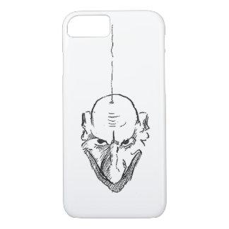 The Bald Man iPhone 7 Case